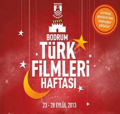 Turkish films come to Bodrum for free on  '3rd Bodrum Turkish Films Week'