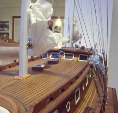 Bodrum Maritime Museum re-opened its doors to the public