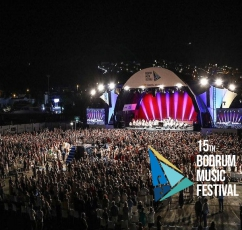 Bodrum Music Festival Celebrities its 15th Anniversary!
