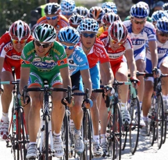 The Presidential Cycling Tour of Turkey started. Marmaris-Bodrum-Selcuk  stage  on  May 1-2