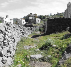 Bodrum's 600-year-old Sandıma village abandoned to meet its fate