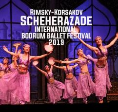 17th International Ballet Festival at Bodrum Castle   3-21 August