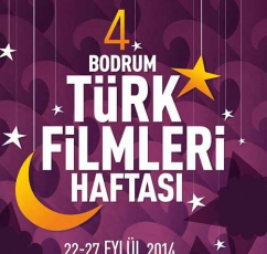 The Fourth Bodrum Turkish Films Week, which will start  on Sept. 2