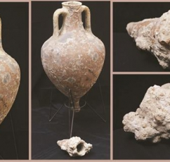 Amphora returned to Turkey from US