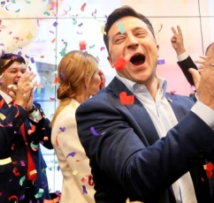 Ukraine's president-elect Zelenskiy travels to  Bodrum for holiday