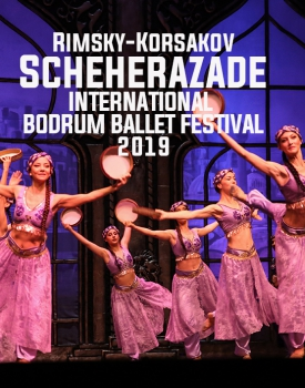 17th International Ballet Festival at Bodrum Castle   3-21 August